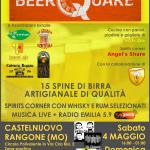 Beerquake: ci siamo anche noi il 4/5 Maggio