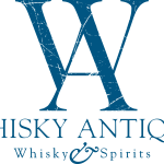 Whisky_antique_logo_blu_trasp