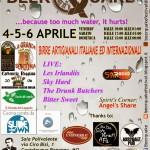 Torna BeerQuake: 4-6 Aprile 2014