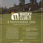 Eventi d'Autunno: il whisky del Giappone e la presentazione del WhiskyClub Italia