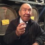 Gino Barile: le sue grappe, il suo mondo