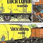 Ai confini della realtà: Tin Tin e Loch Lomond