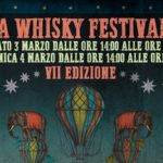 Roma Whisky Festival by Spirit of Scotland 3-4 Marzo 2018